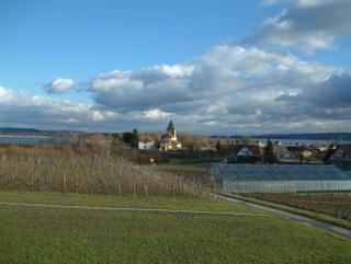 Constance, Reichenau Island