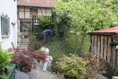 Bonsaigarten