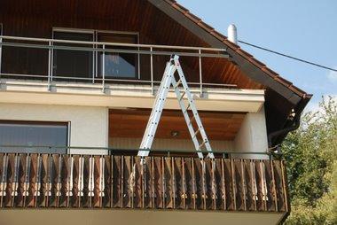 Balkon I und II