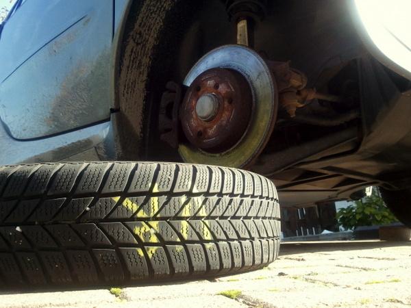 Reifenwechsel Smart fortwo