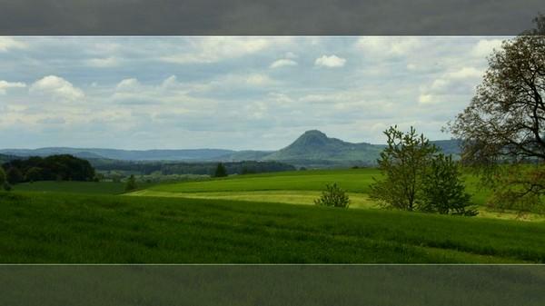 Hohentwiel - Hegauvulkan