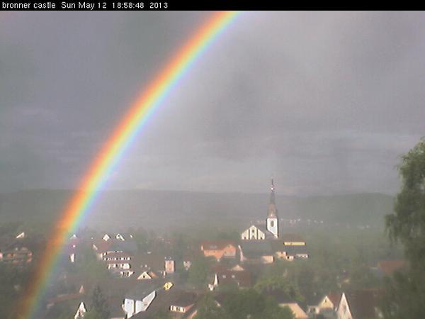 Wahlwies Regenbogen