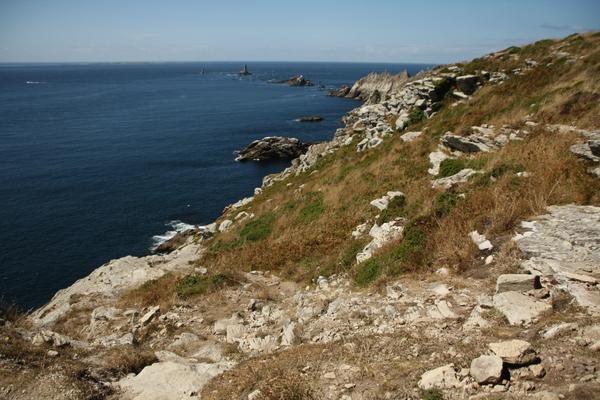 Pointe du Raz, ganz im Westen der Bretagne