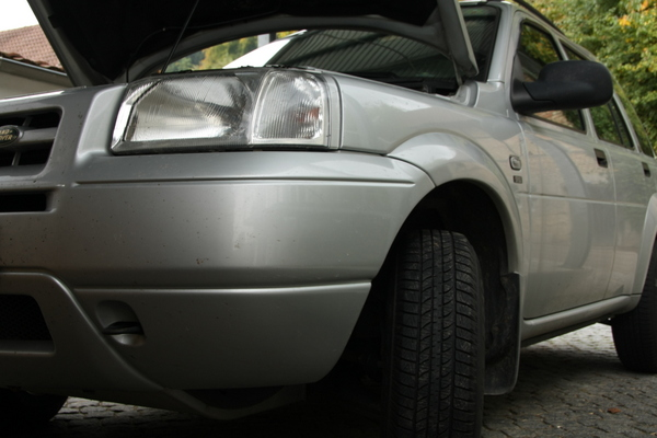 Freelander Winterreifen