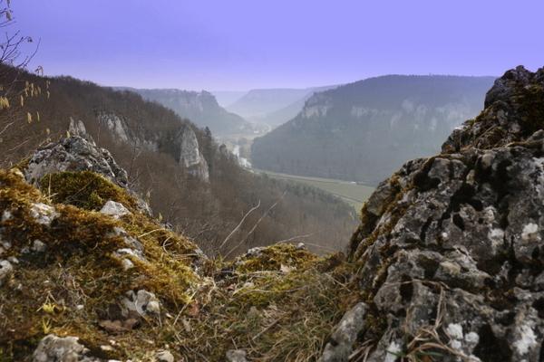Eichfelsen bei Irndorf