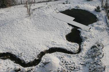 Teich - bronnerCastle