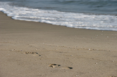 Strand von Piemanson
