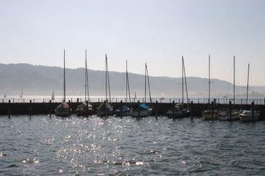 Yachthafen  Ludwigshafen